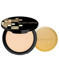 Art-Visage Nude magique powder for normal to dry skin - Art-Visage пудра для нормальной и сухой кожи
